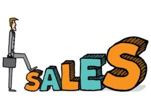 Продажи-картинка