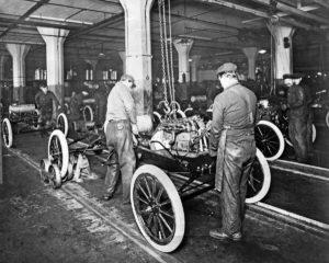 Конвейер-Генри-Форд-маркетинг