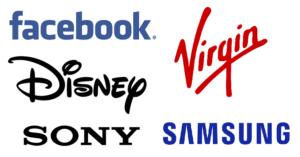 Текстовые-логотипы