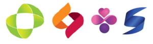 Стили-логотипов-3D