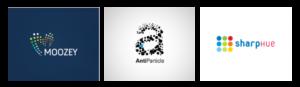 Стили-логотипов-точки