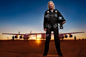 Virgin Galactic-Richard-Branson